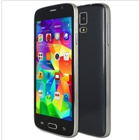 Original Phone 5'' F-G906+ Smartphone Touch Screen Android 4.4 MTK6572 Dual Core  854*480 3G GSM GPS Wifi Cell Phone Free Gift