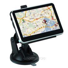 4.3 inch LCD GPS Truck Navigation MTK 4GB Capacity UK EU AU NZ Maps Speedcam POI Vehicle GPS For Outdoor Travel FY8DA1108