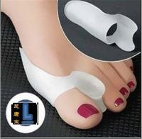2X Reusable Gel Toe Orthotics Separators Stretchers Alignment Bunion Pain Relief 95901
