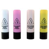 South Korea agent colour makeup wholesale/three/moisturizing eye keep moist lipstick moist lip balm