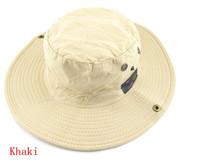 2015 hot sale 100% cotton summer bucket hat for men sun hat fishing hats chapeau bob cap
