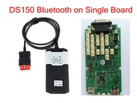 Single Board !!! 2014.2 keygen in cd new vci with bluetooth cdp ds150 SCANNER TCS pro plus with freeshipping  by DHL DS150E
