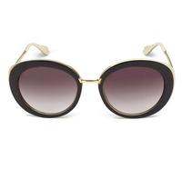 T14122402, Tianluse, 1 Pair/lot, Plastic Frame Resin Round Lens UV proof Sun Block New Sunglasses , Free Shipping