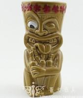 US TiKi Mug TiKi Hawaii Cocktail Glass Mug Cup Ceramic Ceramic Arts And Crafts Home Decoration Free Shipping