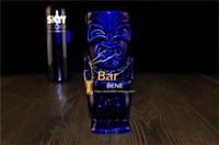 2015 TiKi Mug Hawaii Cocktail Glass Mug Cup Ceramic Cup Arts And Crafts Home Decoration Ceramic Crafts Free Shipping