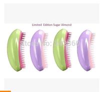 Free shipping Hot Selling Salon Hair Brush Detangling Hair Comb 500 pieces