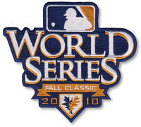 2010 World Series fitted baseball caps with good quality