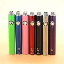 E-XY Mini EGO e smart e-smart 808 thread 350mah battery Suit for 808 thread atomizer e-smart electronic cigarette colorful
