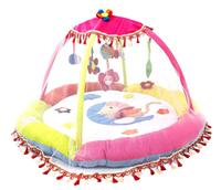 Mosquito net for baby play mat  infant  rug's summer net bedding net