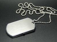 New style Metal Stainless steel tag model genuine 4gb/8gb/16gb/32gb usb 2.0 memory flash stick pendrive freeshiping