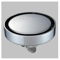 "SUS304 Grade Stainless Steel  Floor Drain Odor Pest Top 4""Round Invisible Floor Drain  Bathroom Accessory y-988"