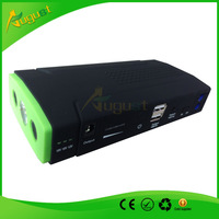 Multi-Function Mini Portable Car Jump Starter 13800mAh Start 12V Car Engine Emergency Battery Power Bank Fast Charge Post Free