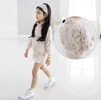 New baby girl spring high quality dazzel dress sets: skirt+coat   princess elegant dress sets , Free shipping