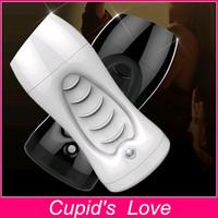 Dual-core Double Vibrator 20 speed Vibrators Vagina Sex Machine Pussy Male Masturbator Sex Toys For Men Adult Products