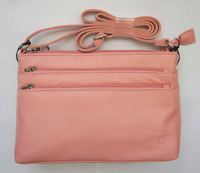 Ladies' bags wholesale Genuine Leather Messenger Bag,Designer Messenger Bag+Free Shipping, OEM