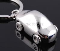 Free Shipping Fashion Creative Gift Alloy Mini Car Model Styling Keychain Cute Versatile Metal Key Ring Key Chain