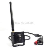 Korea technology 720P mini IP camera Hidden wireless p2p cam Onvif HD wifi cameras cctv security system for home door video