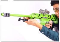 Children Electric Toy Water Gun Firing Sniper Bullet Soft Gun Capable Of Firing Bursts Of Cross Fire Pistol