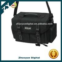 Direct Marketing photographic equipment tactical dslr slr 600d nylon fabric camera bag bags for panasonic digital camera spare