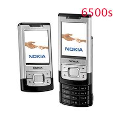 6500S Original Nokia 6500 Slide Cell Phones 3G Bluetooth Mp3 Player 3 15MP Phone
