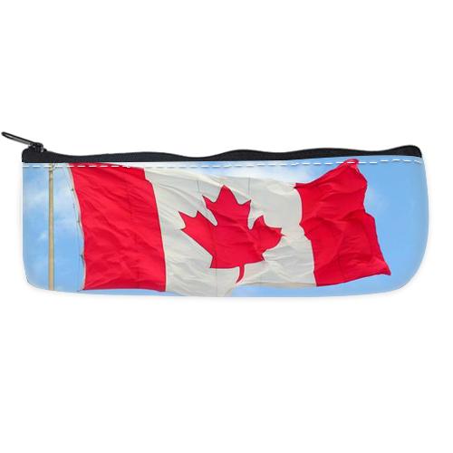 Canada flag Pencil Case Bag(China (Mainland))