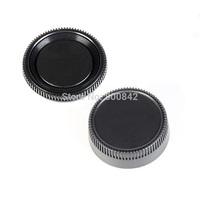 Wholesale 10pcs Body Cap + Rear Lens Cover for Nikon DSLR Camera