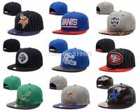 32 styles USA Football sport Snapback hats Men & Women Hip-Hop sports letter gorras bones baseball caps