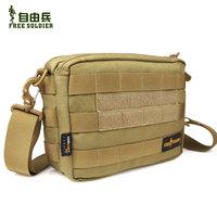 Tactical outdoor shoulder bag multifunctional service package e for portable dc messenger bag