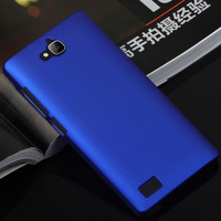 Huawei Honor 3c Case,2014 New Mobile Phone Bags,Luxury Rubber Matte Hard Back Case For Huawei Honor 3C wholesale