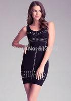 Sexy long vest BBebe hot sexy dress slim dress  wholesale