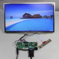 HDMI+VGA+DVI+Audio LCD Controller board M.NT68676+15.6inch B156HW01 LP156WF1 N156HGE 1920*1080 lcd