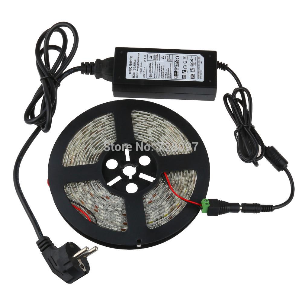LED Power Supply Transformer Driver Adapter Plug Socket AC100-240V to DC12V 6A 72W for 12V LED Strip 5050 3528 Tape Light(China (Mainland))