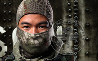 Camouflage Balaclava Full Face Skull Mask Tactical Bicycle Motorcycle and funny party Masks