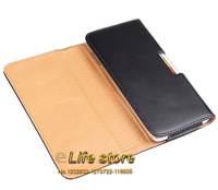New Leather Pouch Cell Phone Case Belt Clip Case For ASUS Zenfone 6