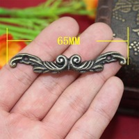 65mm Handle Antique jewelry box drawer handle alloy handle handle handle gift box accessories