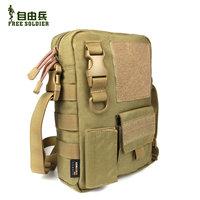 Tactical outdoor messenger bag casual bag tactical debris bag