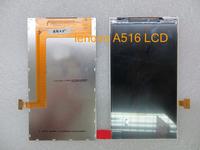 Free shipping Original Lenovo A516 display LCD screen