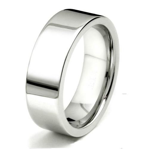 Cobalt Metal Ring Finish Cobalt Chrome Ring