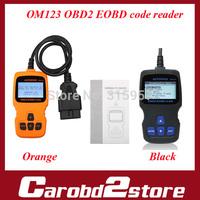 OM123 Code Reader Car Engine Scanner om 123