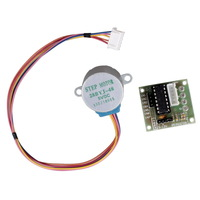 Brand New Practical 28YBT-48 DC 5V Stepper Motor with ULN2003 Driver