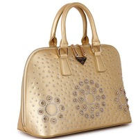 Rhinestone Shell Bags Fashion Leather Handbags for Elegant Women European and American Diamond Evening Bag Luxury Shoulder Bags