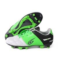 Size28-38 Black+White+Red durable breathable soccer shoes kids boys and girls futsal shoes botas de futbol sala for sale