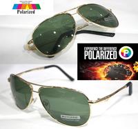 2015 Golden double beam Arrow decoration noble pilot models men women sunglasses sun glasses polarized sunglasses driving mirror