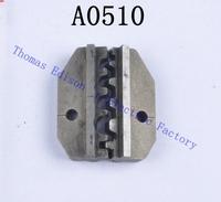 A0510 Die Sets for HS FSE AM-10 EM-6B1 EM-6B2 CRIMPING PILER Crimping machine one set made by Wire cutting machine