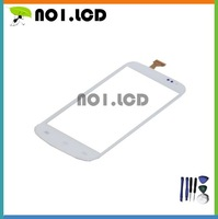 NEW Gigabyte GSmart Aku A1 Capactive Wholesale LCD Touch screen Digitizer front glass replacement Free Shipping White Color