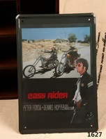 EASY RIDER  Home Decoration Retro Tin Signs Wall Art decor Bar Vintage Metal Craft Painting Wall Stickers Plaque