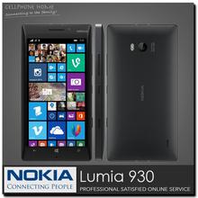 "930 Original Windows Phone 8.1 NOKIA Lumia 930 2.2GHz Quad Core Unlocked 5.0"" HD 1080P 2GB-RAM 32GB 20MP Wifi 3G Mobile Phones(China (Mainland))"