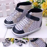 Hot new Khaki antislip baby first walker shoes newborn baby boy shoes baby first walkers sneakers sapatos infantis for 2015