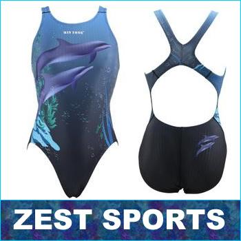 Dolphin swim suit