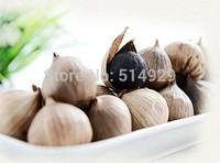 8pcs Pure Taste 100% 90 Days Fermentation Black Garlic Anti-cancer Regulate Blood Sugar Balance Good For Health